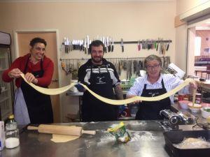 HATCH Pasta workshop Great Lake Community Centre